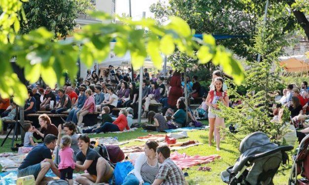 Piknikezzen együtt a család a Zsolnay Kulturális Negyedben!