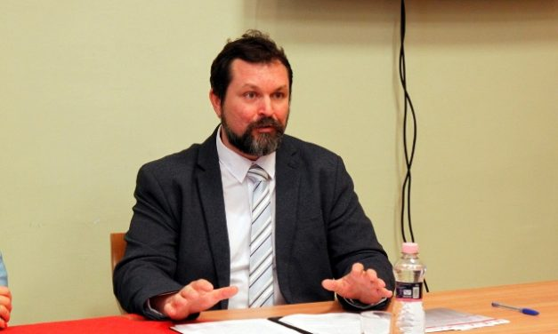 Dr. Fülöp Tamás a Neumann János Egyetem rektorjelöltje