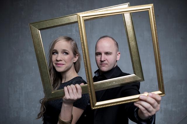 Harcsa Veronika és Gyémánt Bálint Kecskeméten is bemutatja legújabb lemezét