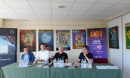 14. Kecskeméti Animációs Filmfesztivál (KAFF) – 11. Európai Animációs Filmfesztivál