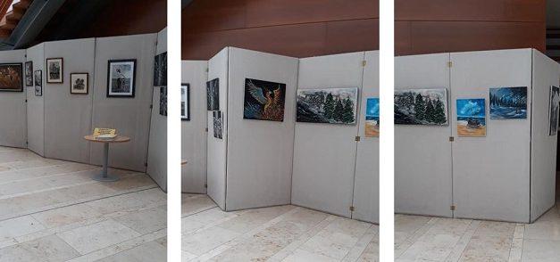 """Kócziánné Szalai Teréz """"Álmok-Vágyak-Emberek"""" című kiállítása az OORI-Galériában"""