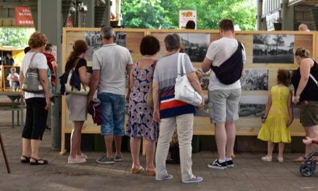 Sikeres volt a Múzeumok Éjszakája a belvárosi piacon