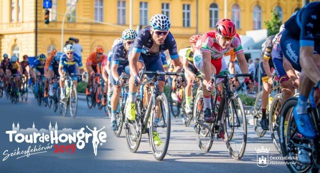 A Tour de Hongrie Kecskeméten – Útlezárásokra számíthatunk