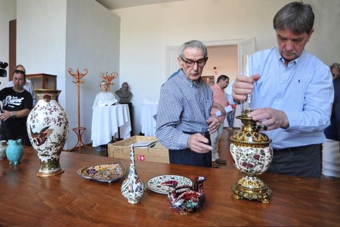 Újabb 10 kerámiaritkasággal bővült a Zsolnay Aranykora – Gyugyi-gyűjtemény