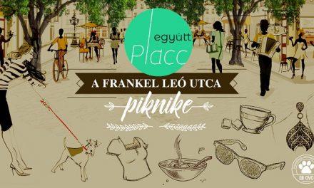 Együtt PLACC a Frankel Leó utcában