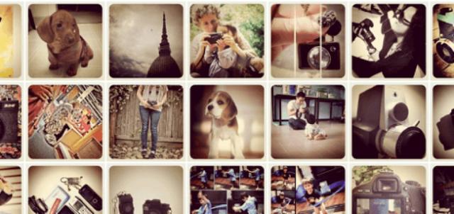 Életünk képei stílusos megjelenésben