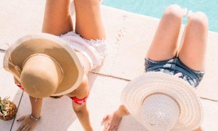 Hatékony védelem a káros napsugarakkal szemben