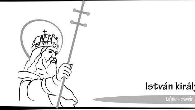 Breviáriumok – István király