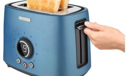 Üdeséggel és kreativitással tölti fel a reggeleket ez a kenyérpirító