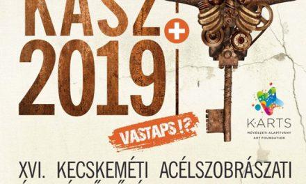 XVI. Kecskeméti Acélszobrászati és Képzőművészeti Szimpozion alkotótábora