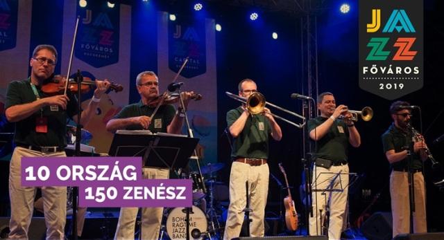 A Bohémekről mindent egy helyen – Zöld Jazzfőváros Fesztivál lesz augusztusban