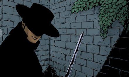 Magyar képregényben éled újjá Zorro