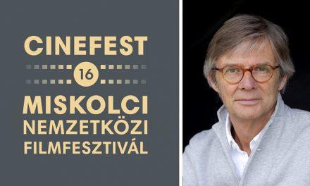 Bille August, dán rendező a CineFest idei egyik díszvendége és életműdíjasa