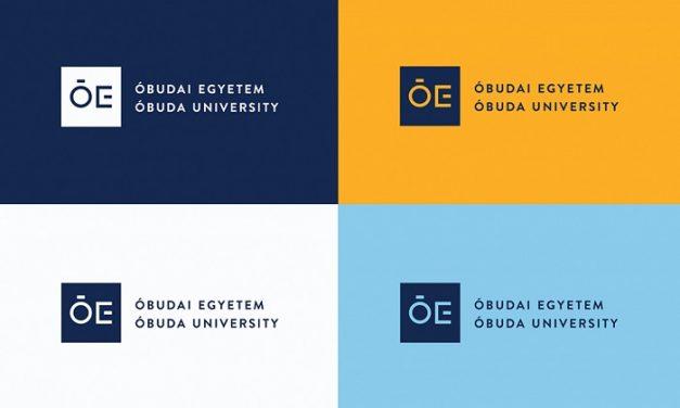 Új arculatot kapott az Óbudai Egyetem