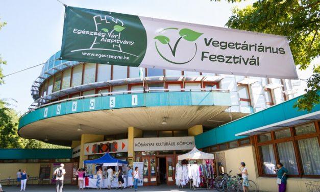 Közeleg a 23. Vegetáriánus Fesztivál – Ingyenes életmód hétvége nem csak növényevőknek