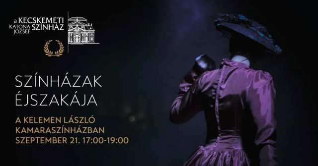Aladdin és a csodalámpa – A Színházak éjszakája programjai Kecskeméten