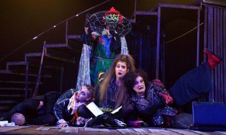 Lázár Ervin: A legkisebb boszorkány – a Miskolci Nemzeti Színházban