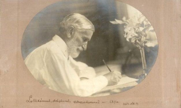 Benedek Elek, a mesemondó – Születésének 160., halálának 90. évfordulójára