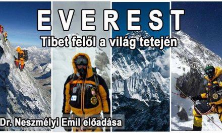 Everest – Tibet felől a világ tetején