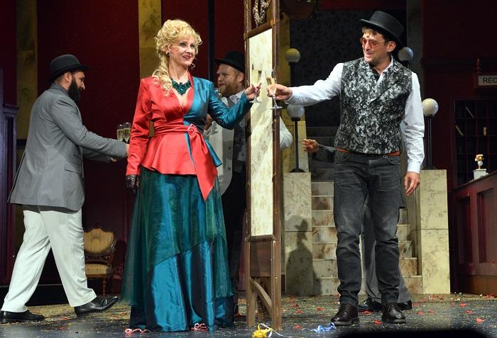 Lehár Ferenc operettel indult a 196. évad a Miskolci Nemzeti Színházban