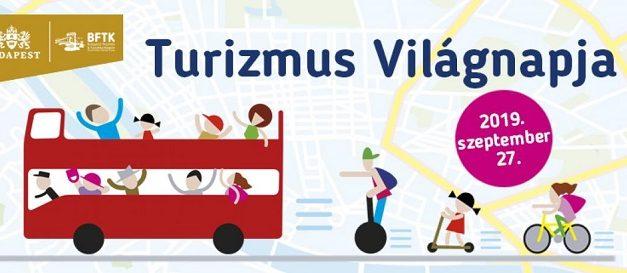 Már lehet jelentkezni a Turizmus Világnapja programokra!