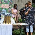 A Montázsmagazin vers- és prózaíró pályázatának díjátadója a Kecskeméti Vadaskertben