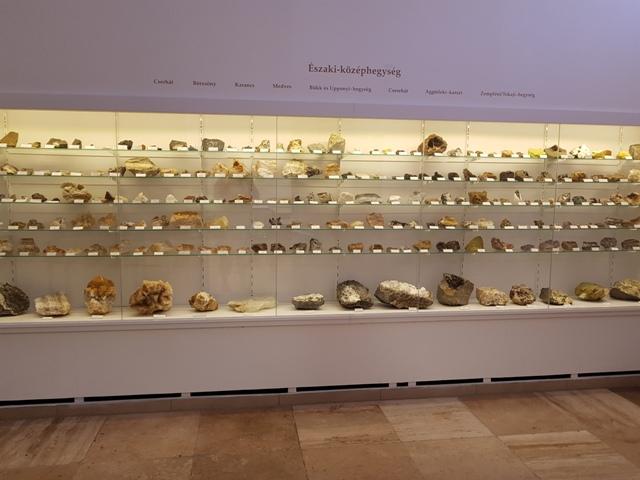 A Fuxreiter András Ásványgyűjtő Kör őszi előadásai a Ráday Múzeumban