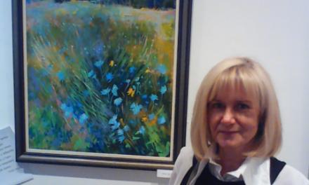 Pintér Anna Csend van bennem című tárlatának megnyitója