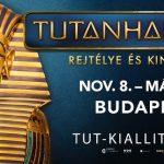 Ősszel Budapestre érkezik a Tutanhamon kiállítás