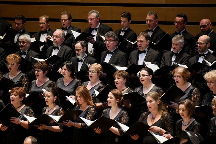 Canzoni e quartettini – Rossini és Donizetti gálaest a Nemzeti Énekkar művészeivel