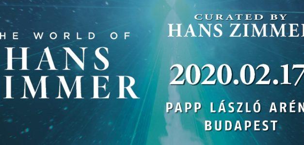 The World of Hans Zimmer – A nagyszabású filmzenekoncert februárban Magyarországon is hallható lesz