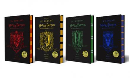 Húsz éve varázsolta el a magyar olvasókat Harry Potter