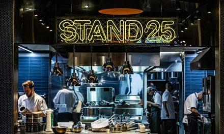 Hello Buda! – A Stand25 megérkezett