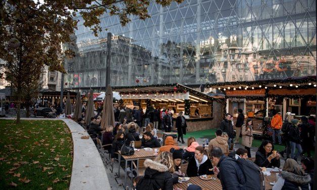 Szent Márton hét – Libalakoma a Vörösmarty téri Téli Fesztiválon és Vásárban
