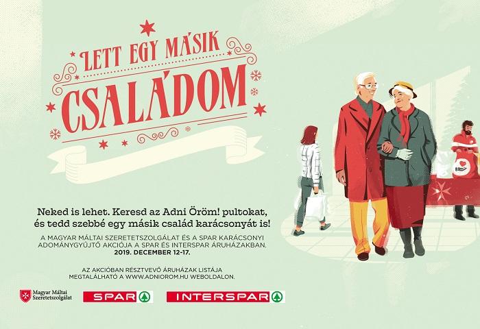 Adni Öröm! – Közösséget építettek a Máltaisok és a SPAR