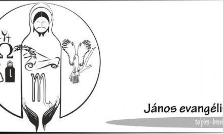 Breviáriumok – János Evangéliuma