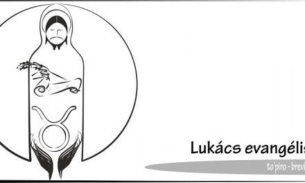 Breviáriumok – Lukács Evengéliuma