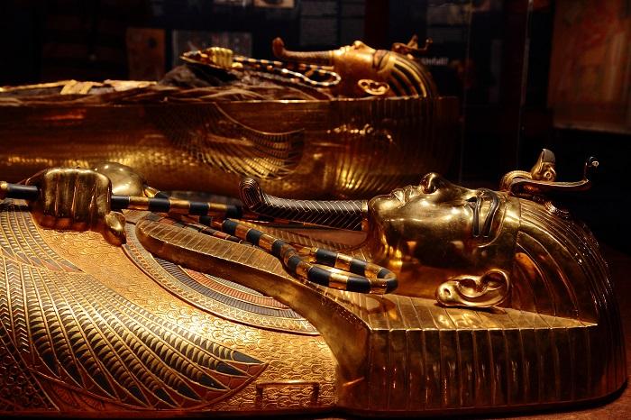 Rejtélyes haláleseteket okozott a múmia bosszúja