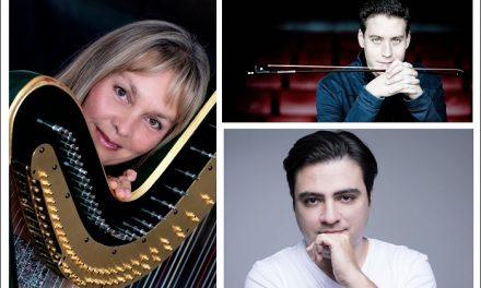 Baráti Kristóf, Vigh Andrea és Balázs János – MVM Karácsonyi koncert