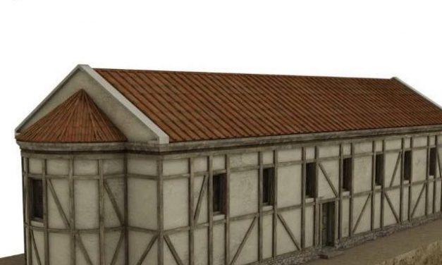 3D-ben elevenednek meg a római kori épületek Pécsett