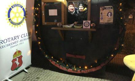 Rotary Club Kecskemét – újabb jótékonysági forma