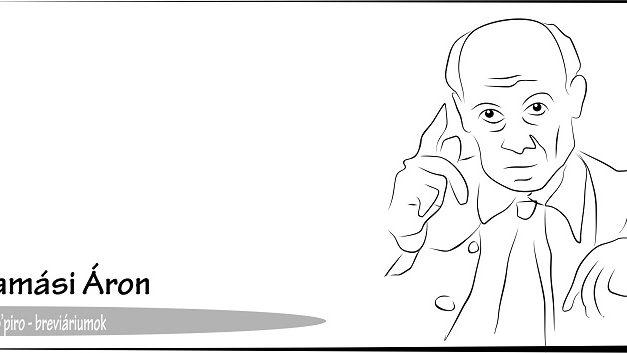 Breviáriumok – Tamási Áron