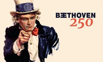 Beethoven 250 – Beethoven születésnapját ünnepeljük