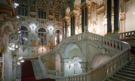 Szentpétervár és az Ermitázs kincsei a mozivásznon