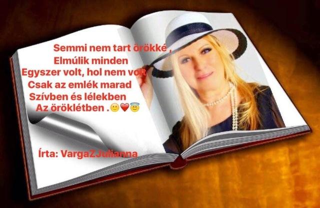 Varga Z. Julianna költő, író életútja a hármas szám jegyében