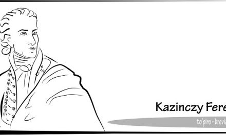 Breviáriumok – Kazinczy Ferenc