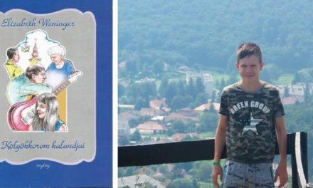 Könyves Márk interjúja egy ifjúsági regény szerzőjével
