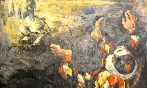 Álmok az emberről – Ősz Ilona festőművész kiállítása a Kultúrkúriában