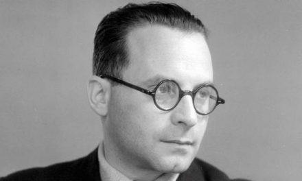 """Szerb Antal – """"Tudós az írók között, és író a tudósok között"""""""