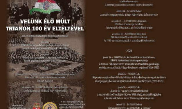 Trianon ismét – a romániai magyarság szemével